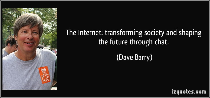 Dave Barry's quote #3