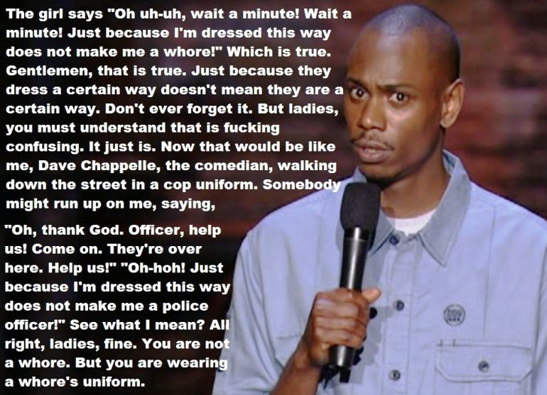 Dave Chappelle's quote #1