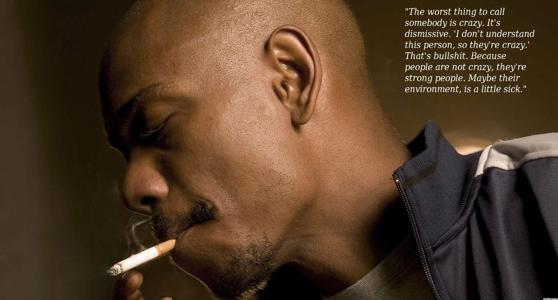 Dave Chappelle's quote #4