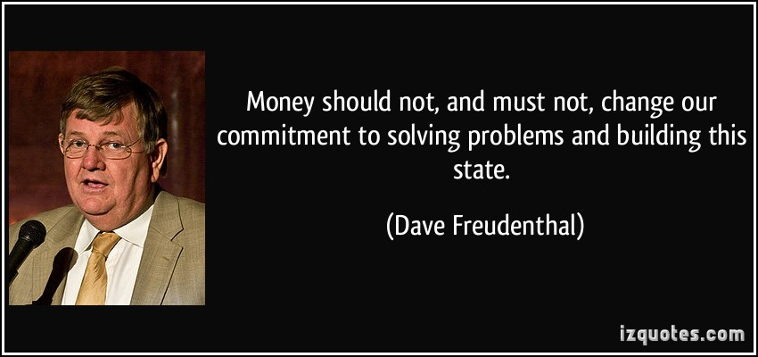 Dave Freudenthal's quote #2