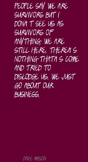 Dave Mason's quote #1