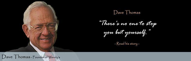 Dave Thomas's quote #3