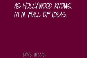 Dave Willis's quote #3