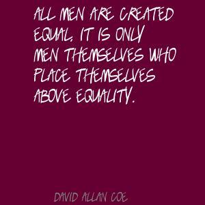 David Allan Coe's quote