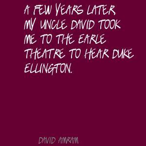 David Amram's quote #4