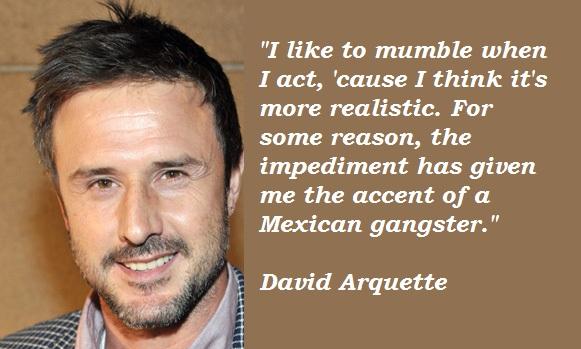 David Arquette's quote #3