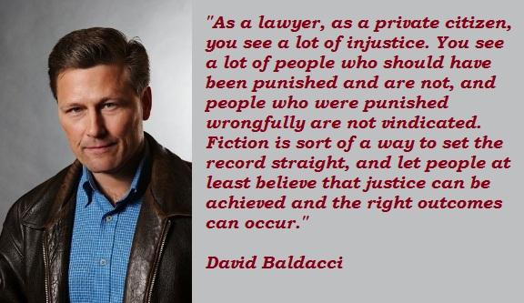 David Baldacci's quote #6
