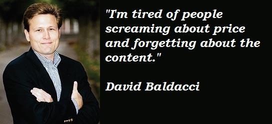 David Baldacci's quote #7