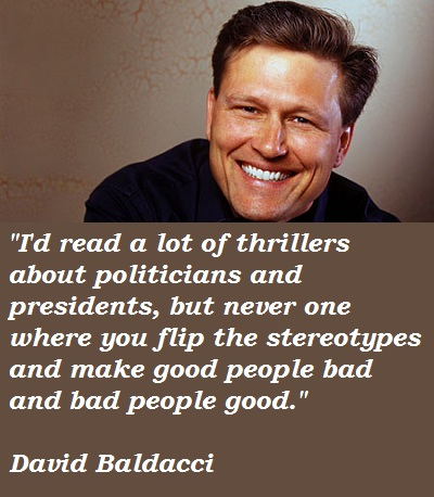 David Baldacci's quote #3