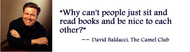 David Baldacci's quote #4