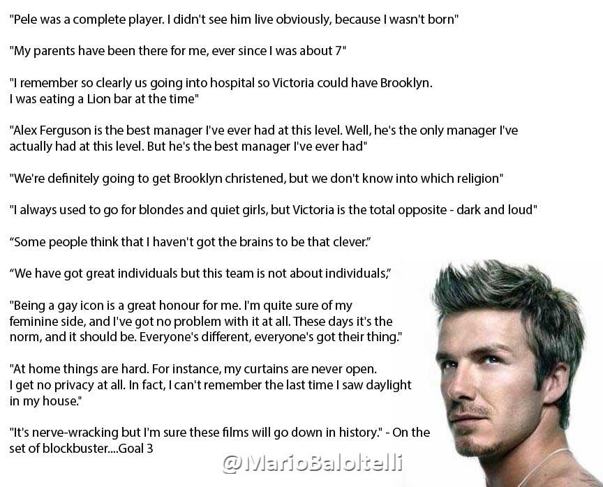 David Beckham's quote #7