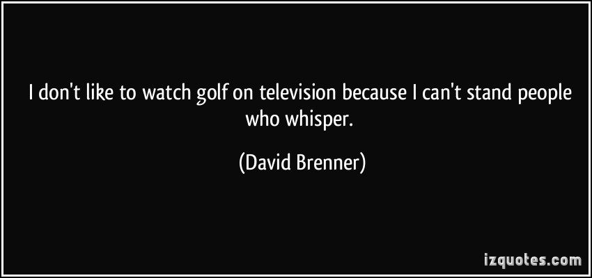 David Brenner's quote #5