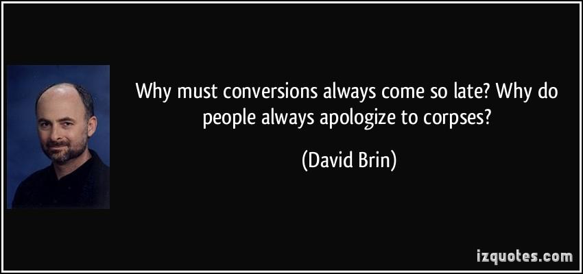David Brin's quote #1