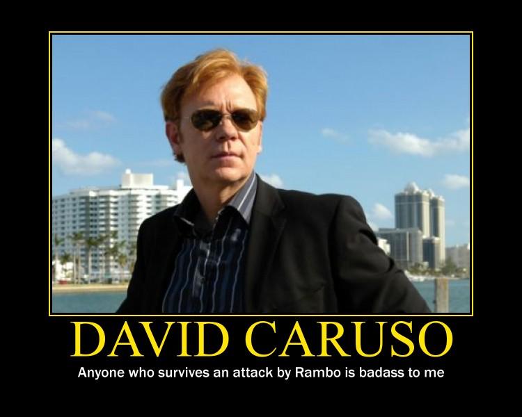 David Caruso's quote #2
