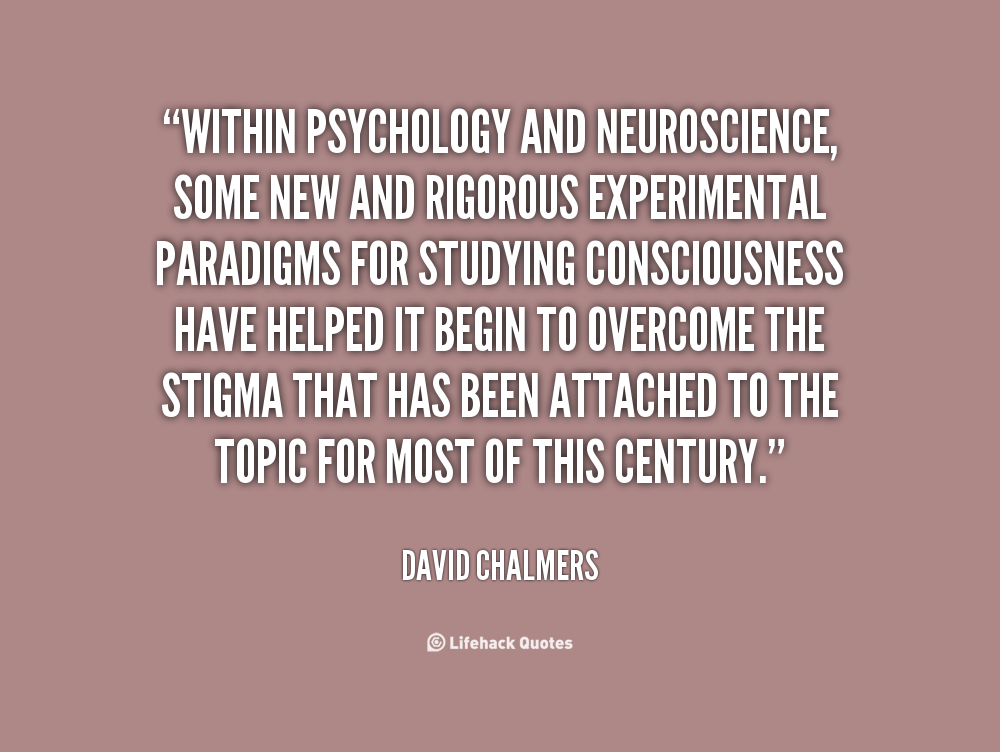 David Chalmers's quote #7
