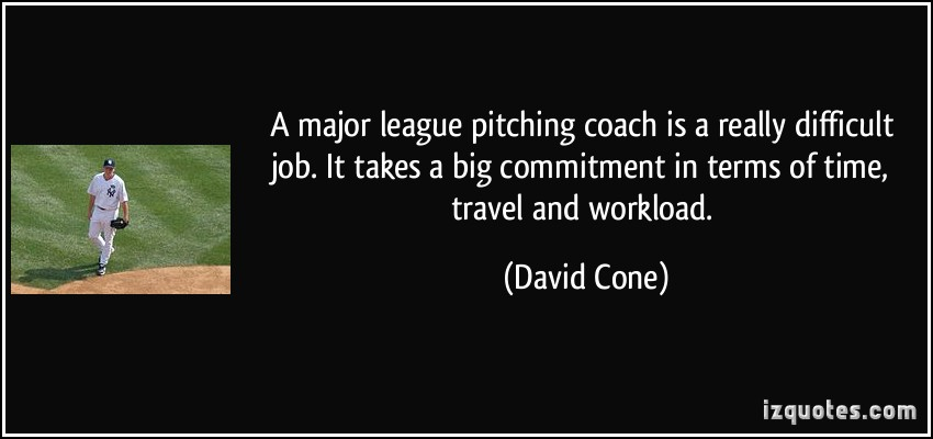 David Cone's quote