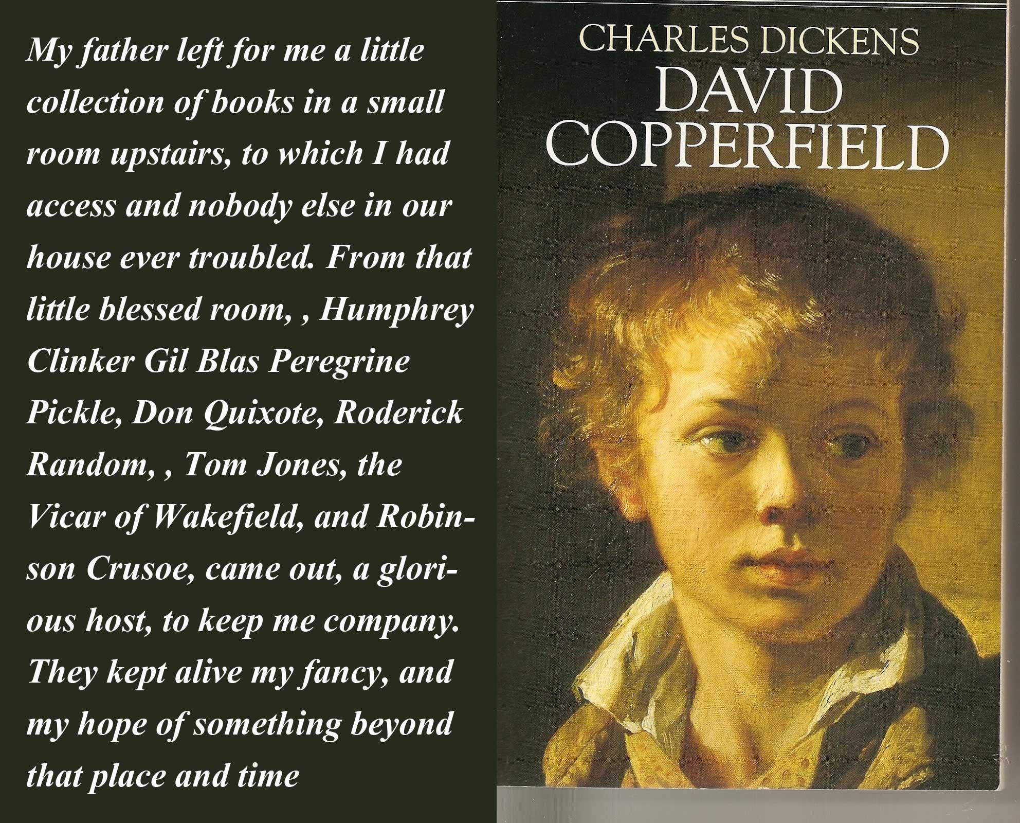 David Copperfield's quote #4