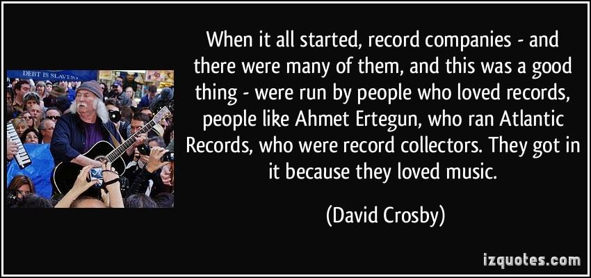 David Crosby's quote #5