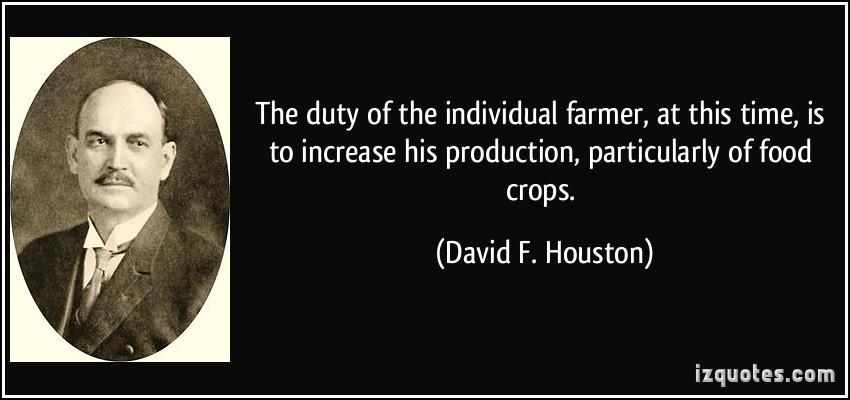 David F. Houston's quote #6