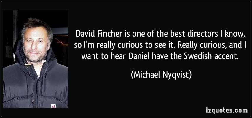 David Fincher's quote #3