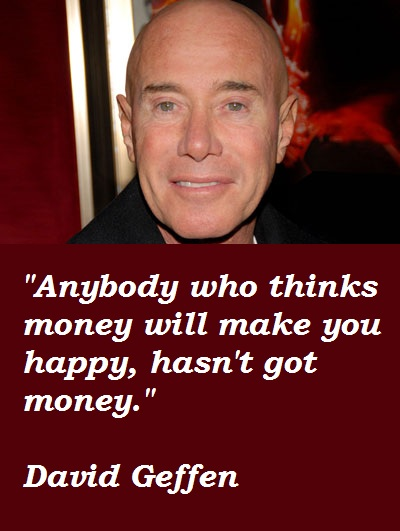 David Geffen's quote #6