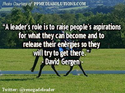 David Gergen's quote #1