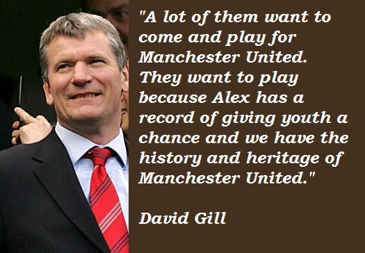 David Gill's quote #6