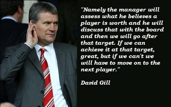 David Gill's quote #3