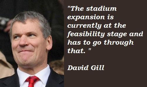 David Gill's quote #2