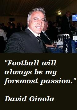 David Ginola's quote #7