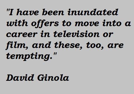 David Ginola's quote #8