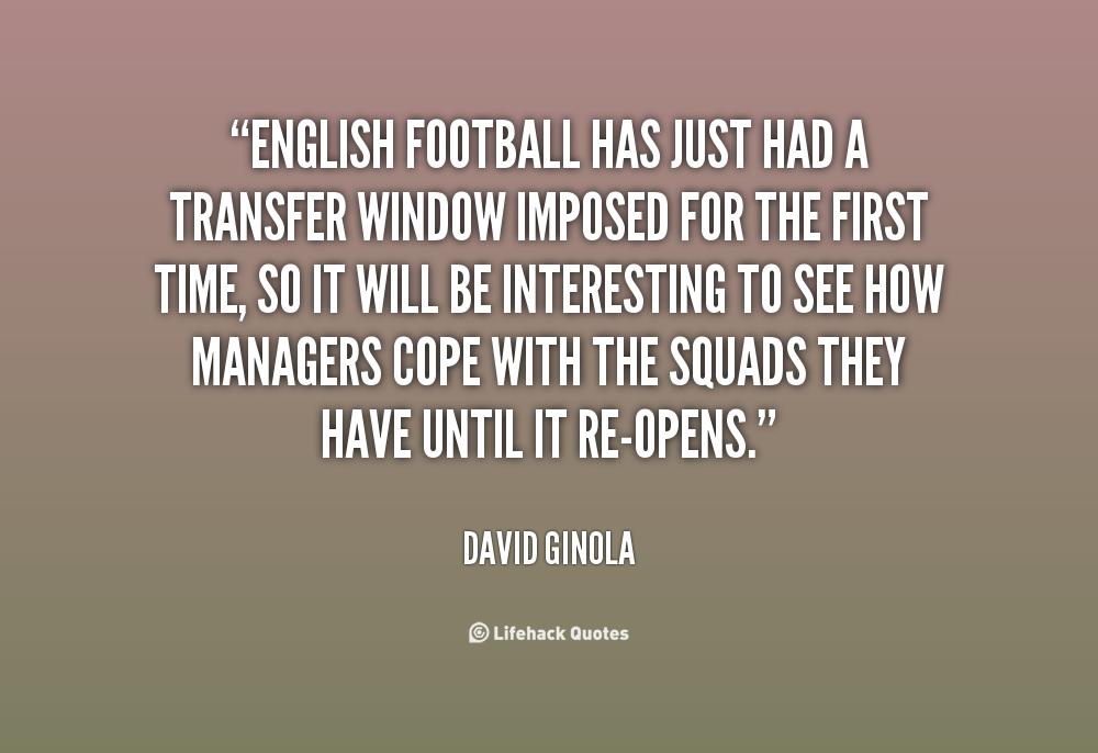 David Ginola's quote #5