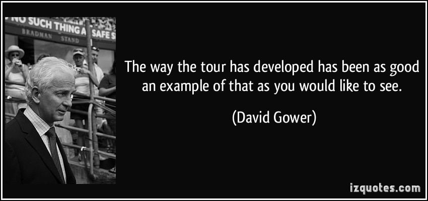David Gower's quote #5