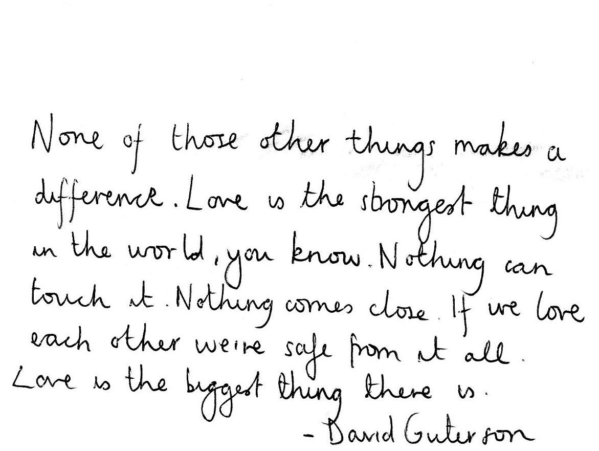 David Guterson's quote #6