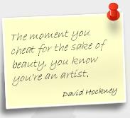 David Hockney's quote #7