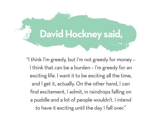 David Hockney's quote #6