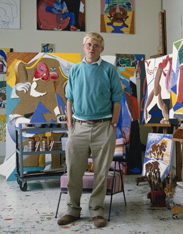 David Hockney's quote #4