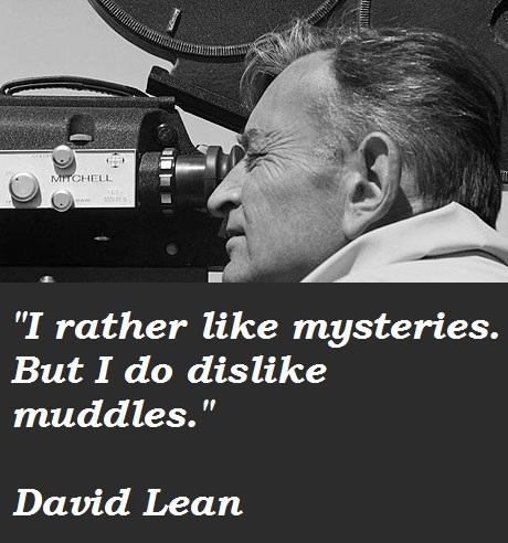 David Lean's quote #3