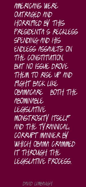 David Limbaugh's quote #4