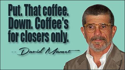David Mamet's quote #5