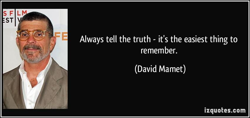 David Mamet's quote #3