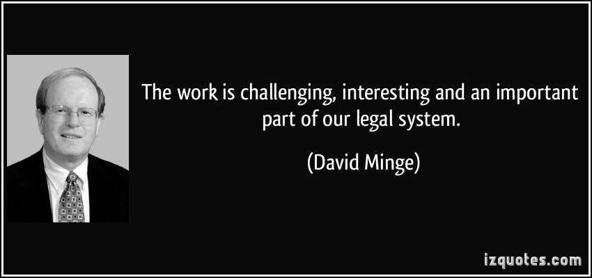 David Minge's quote #2