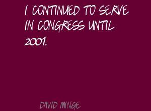 David Minge's quote #1