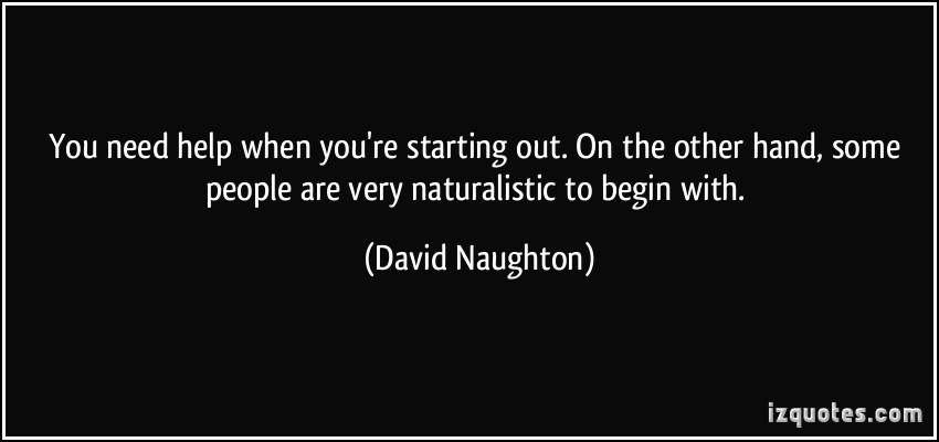 David Naughton's quote #3