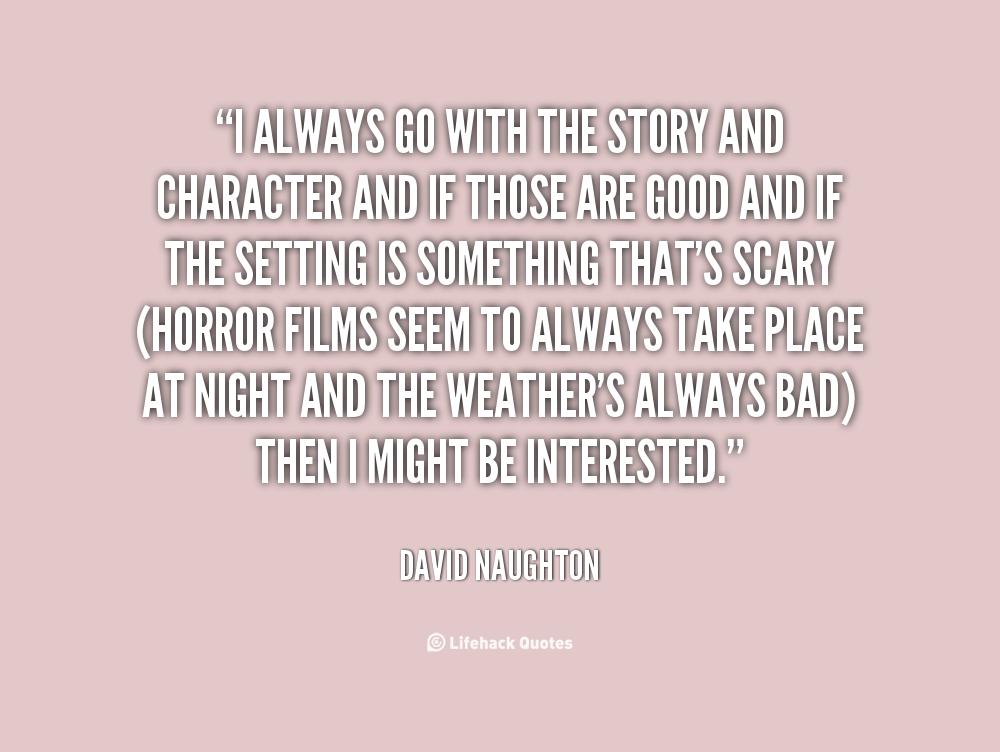 David Naughton's quote #1