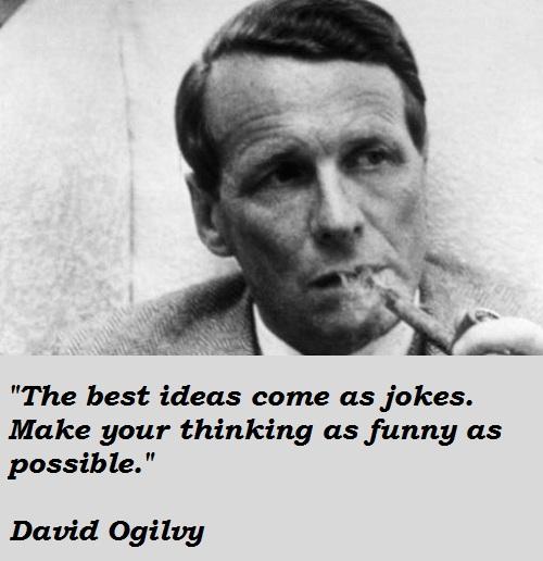 David Ogilvy's quote #6