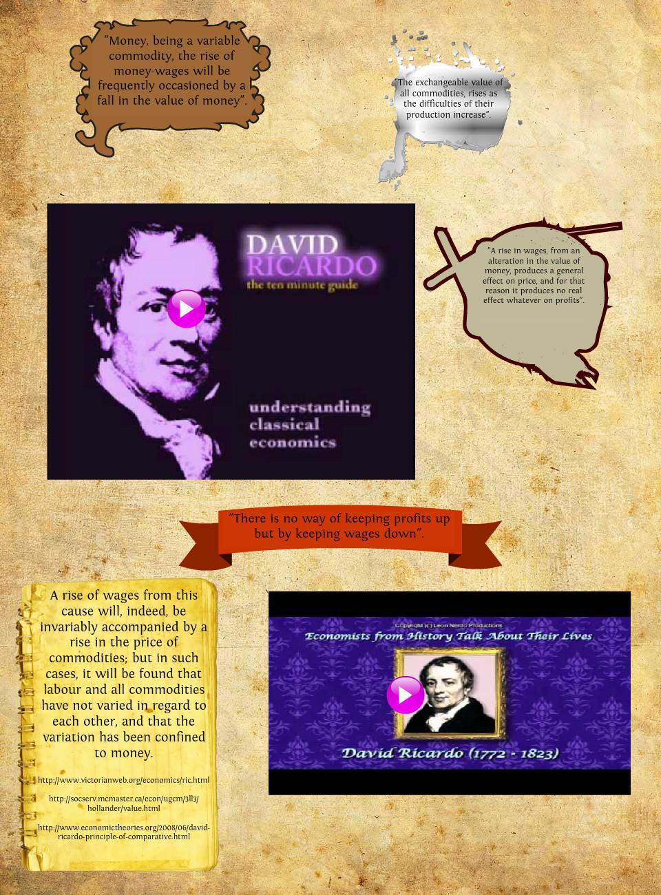 David Ricardo's quote #3