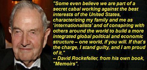 David Rockefeller's quote #3