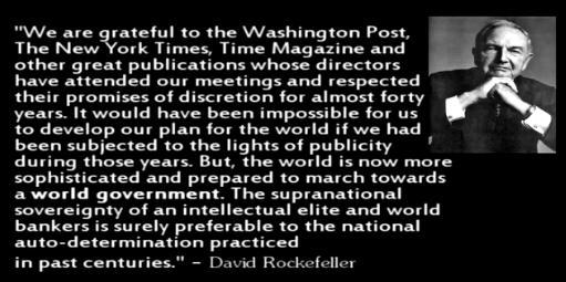 David Rockefeller's quote #4