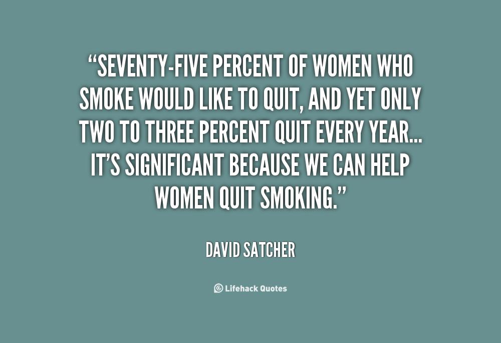 David Satcher's quote #4